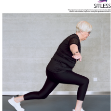 SITLESS home exercise programs for older adults